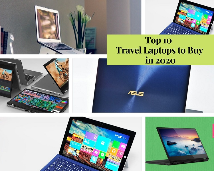 Top 10 Travel Laptops to Buy in 2020