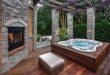 install a hot tub